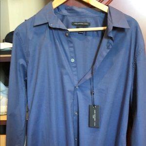 John Varvatos dress shirt, medium, NEVER WORN!!